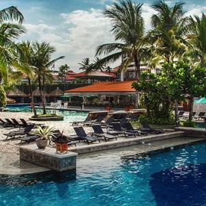 Bali Honeymoon Packages Hard Rock Hotel Bali Main Pool1