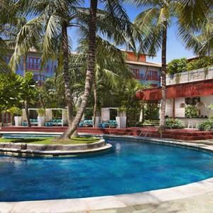 Bali Honeymoon Packages Hard Rock Hotel Bali Pool