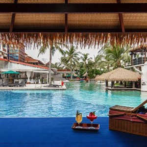 Bali Honeymoon Packages Hard Rock Hotel Bali Private Cabana By Pool