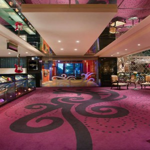 Bali Honeymoon Packages Hard Rock Hotel Bali Reception