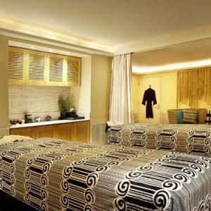Bali Honeymoon Packages Hard Rock Hotel Bali Rock Spa Couple Treatment Room