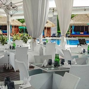 Bali Honeymoon Packages Hard Rock Hotel Bali Splash Bistro