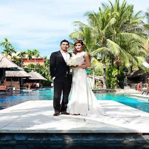 Bali Honeymoon Packages Hard Rock Hotel Bali Wedding