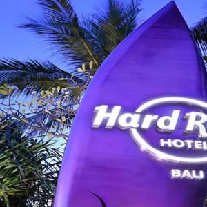 Bali Honeymoon Packages Hard Rock Hotel Bali Hard Rock Bali Sign