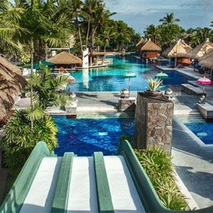 Bali Honeymoon Packages Hard Rock Hotel Bali Pool Overview