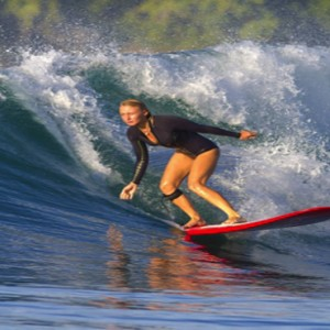 Bali Honeymoon Packages Hard Rock Hotel Bali Surfing