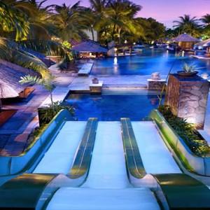 Bali Honeymoon Packages Hard Rock Hotel Bali Waterslide