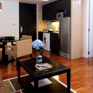 Chiang Mai Honeymoon Packages Kantary Hills Chiang Mai One Bedroom Suite 2
