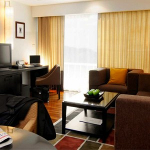 Chiang Mai Honeymoon Packages Kantary Hills Chiang Mai One Bedroom Suite 3