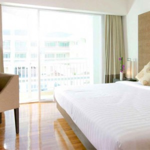 Chiang Mai Honeymoon Packages Kantary Hills Chiang Mai One Bedroom Suite 4