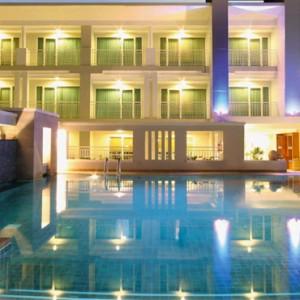 Chiang Mai Honeymoon Packages Kantary Hills Chiang Mai Pool