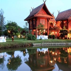 Chiang Mai Honeymoon Packages Kantary Hills Chiang Mai Pool 2