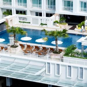 Chiang Mai Honeymoon Packages Kantary Hills Chiang Mai Pool 3