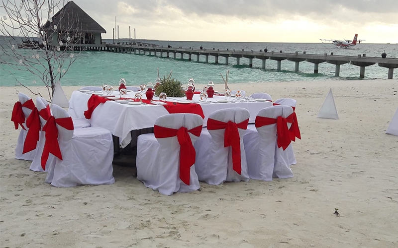 Estelles Kanuhura Blog Seafood Beach Bbq Private Dining Experience