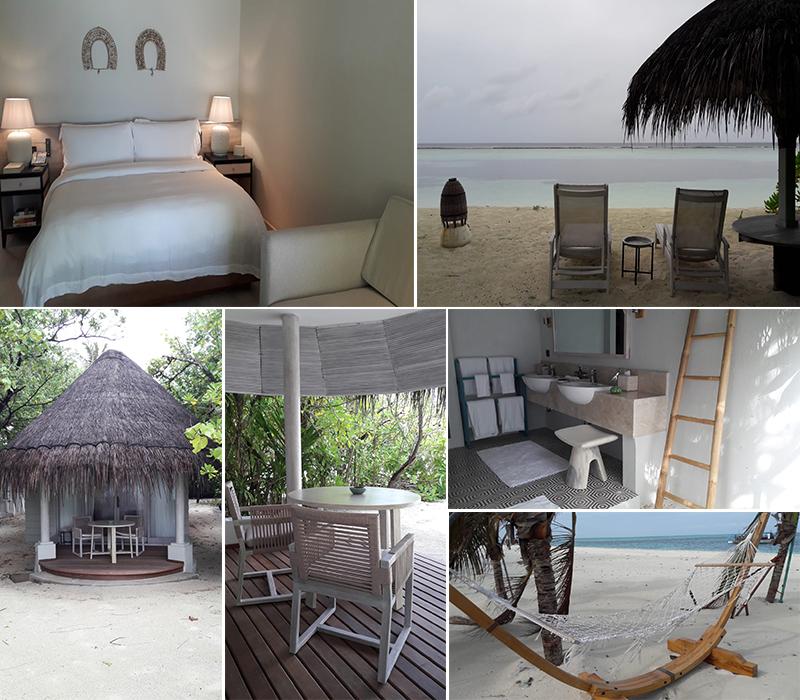 Estelles Kanuhura Blog Beach Bungalow Inspection