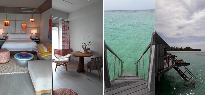 Estelles Kanuhura Blog Water Villa Inspection