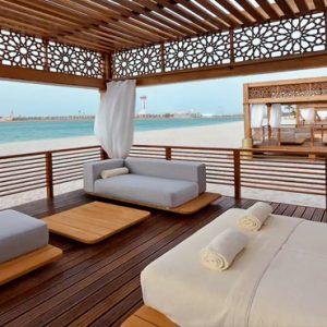 Exterior View From Cabanas Emirates Palace Abu Dhabi Abu Dhabi Honeymoons