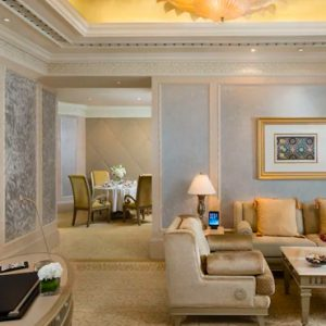 Khaleej Deluxe Suite Emirates Palace Abu Dhabi Abu Dhabi Honeymoons