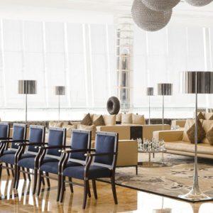 Lobby Lounge Jumeirah Etihad Towers Abu Dhabi Honeymoons
