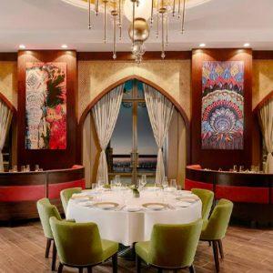 Martabaan By Hemant Oberoi Emirates Palace Abu Dhabi Abu Dhabi Honeymoons