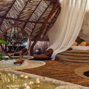 Mexico Honeymoon Packages Azulik Resort And Spa Aqua Villa1