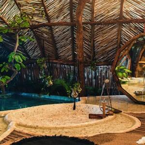 Mexico Honeymoon Packages Azulik Resort And Spa Aqua Villa2