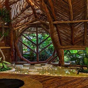 Mexico Honeymoon Packages Azulik Resort And Spa Aqua Villa4