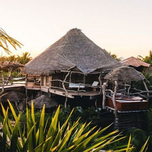 Mexico Honeymoon Packages Azulik Resort And Spa Jungle Villa6
