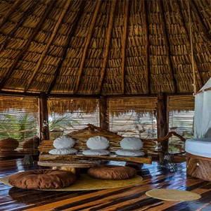 Mexico Honeymoon Packages Azulik Resort And Spa Moon Villa