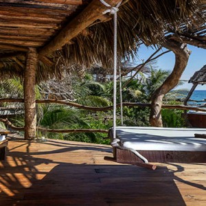 Mexico Honeymoon Packages Azulik Resort And Spa Moon Villa3