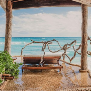 Mexico Honeymoon Packages Azulik Resort And Spa Sky Villa5