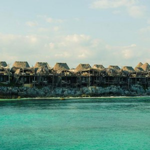 Mexico Honeymoon Packages Azulik Resort And Spa Resort View