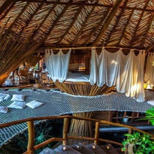 Mexico Honeymoon Packages Azulik Resort And Spa Treehouse Villa