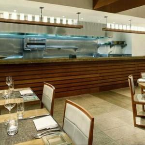 Miami Honeymoon Packages Kimpton EPIC Hotel Miami Dining