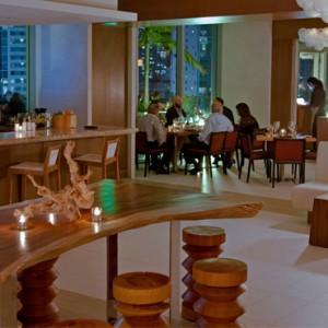 Miami Honeymoon Packages Kimpton EPIC Hotel Miami Dining 2