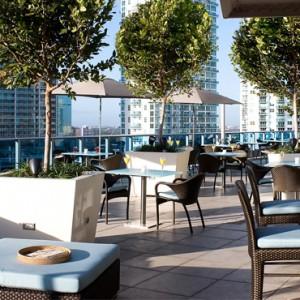 Miami Honeymoon Packages Kimpton EPIC Hotel Miami Dining 4