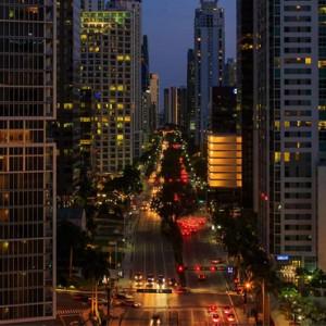 Miami Honeymoon Packages Kimpton EPIC Hotel Miami Exterior
