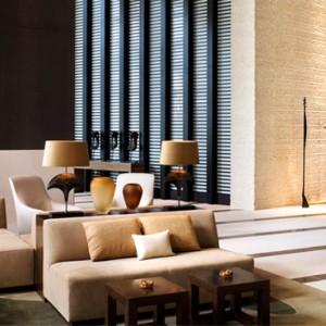 Miami Honeymoon Packages Kimpton EPIC Hotel Miami Lounge 2