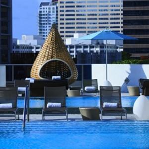 Miami Honeymoon Packages Kimpton EPIC Hotel Miami Pool 2