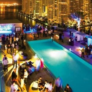 Miami Honeymoon Packages Kimpton EPIC Hotel Miami Pool 4