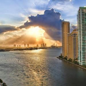 Miami Honeymoon Packages Kimpton EPIC Hotel Miami Waterfront