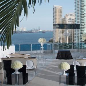 Miami Honeymoon Packages Kimpton EPIC Hotel Miami Wedding 2