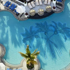 Miami Honeymoon Packages Loews Miami Beach Hotel Pool