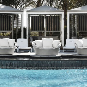 Miami Honeymoon Packages Loews Miami Beach Hotel Pool 2