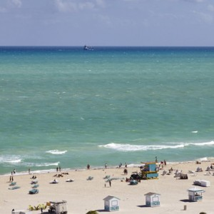 Miami Honeymoon Packages Loews Miami Beach Hotel Beach