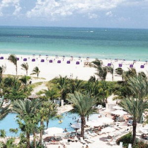 Miami Honeymoon Packages Loews Miami Beach Hotel Beach 2