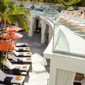 Miami Honeymoon Packages Loews Miami Beach Hotel Cabana 2