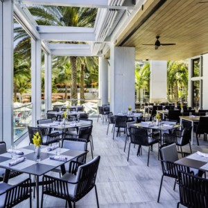 Miami Honeymoon Packages Loews Miami Beach Hotel Dining