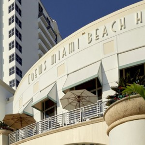 Miami Honeymoon Packages Loews Miami Beach Hotel Exterior