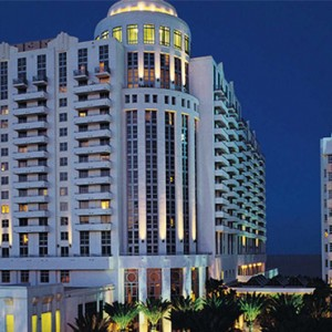 Miami Honeymoon Packages Loews Miami Beach Hotel Exterior 2